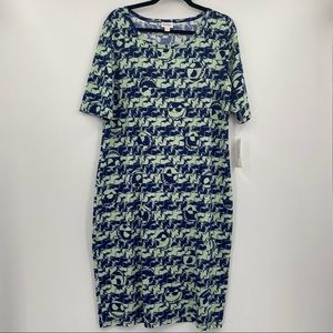 NWT Jack Skellington LuLaRoe Dress Size 3XL